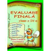 Evaluare Finala Clasa a IV-a