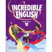 Incredible English, Level 5 Class Audio CDs (3)