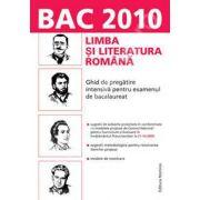 Bacalaureat 2010. Limba si Literatura Romana