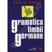 Gramatica limbii germane (Emilia Savin)