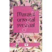 Masajul oriental senzual. Simfonia atingerilor