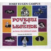 Povesti si legende pe teme din folclorul iudaic
