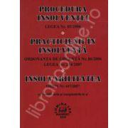 Procedura Insolventei. Practicienii in insolventa. Insolvabilitatea