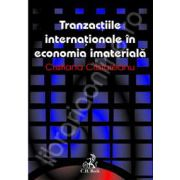 Tranzactii internationale in economia imateriala