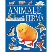 Animale de la ferma - cu abtibilduri