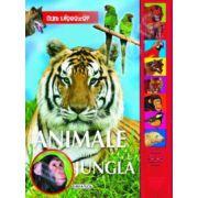 Animale din jungla (carte cu sunete)
