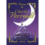 Basme minunate pentru copii inainte de culcare de Charles Perrault