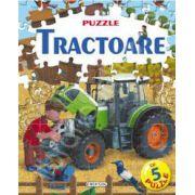 Puzzle - Tractoare