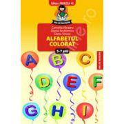 Alfabetul colorat 5-7 ani