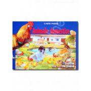 Animale domestice (puzzle)