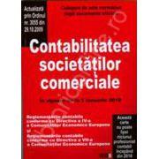 Contabilitatea societatilor comerciale (Culegere de acte normative)