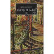 Cronica de familie Volumul. II