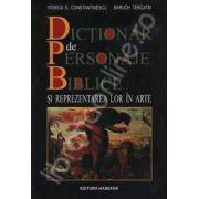 Dictionar de Personaje Biblice si prezentarea lor in arte