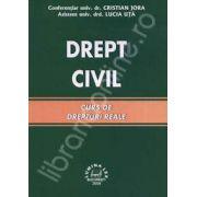 Drept civil. Curs de drepturi reale