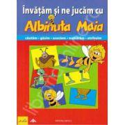 Invatam si ne jucam cu Albinuta Maia