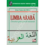 Limba araba. Structuri gramaticale minimale
