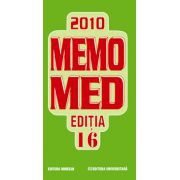 MEMOMED 2010. Memorator de farmacologie si ghid farmacoterapic