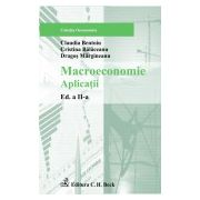 Macroeconomie. Aplicatii. Editia 2