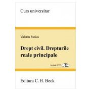Drept civil. Drepturile reale principale (include DVD)