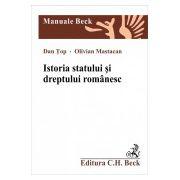 Istoria statului si dreptului romanesc