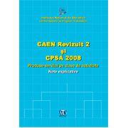 CAEN Revizuit 2 si CPSA 2008. Produse-servicii pe clase de activitate