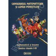 Cangurasul Matematician. Matematica si basme pentru clasele I-IV