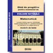 Evaluare Nationala 2010 Matematica. Ghid de pregatire