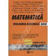 Evaluarea Nationala 2010. Matematica clasa a VIII-a (Ghid de pregatire pentru examen)