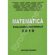 Evaluarea nationala matematica 2010