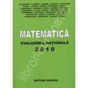 Evaluarea nationala matematica 2010