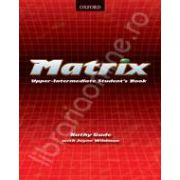 Matrix Upper Intermediate Class Audio CDs (2)