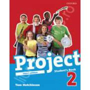 Project 2 (3rd Edition) Workbook Pack Level 2 with CD-ROM