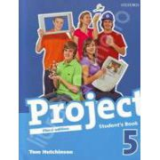 Project 5 (Third Edition) Workbook Pack with CD-ROM