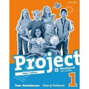 Project, Third Edition Level 1 (Workbook with CD-ROM)