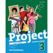 Project (Third Edition Level 3) Students Book