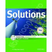 Solutions Elementary Students Book with MultiROM