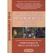 Bacalaureat biologie 2010. Vegetala si Animala (Ghid de pregatire)