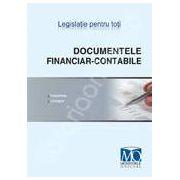 Documentele financiar-contabile (Editia ianuarie 2010)