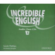 Incredible English, Level 3 Class Audio CDs (3)