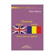 Dictionar englez-roman pentru elevi si studenti