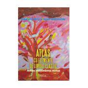Atlas cu elemente de limbaj plastic pentru invatamantul primar