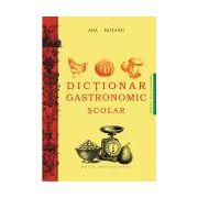 Dictionar gastronomic scolar
