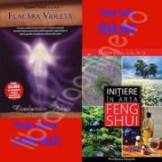 Colectia Vindecare si Feng Shui. Flacara Violeta si Initiere in arta Feng Shui