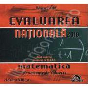Evaluarea Nationala 2010. Matematica 30 variante de subiecte clasa a VIII-a