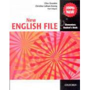 New English File Elementary Multipack B (Student Book B&Workbook B with CD-ROM)
