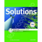 Solutions Elementary iTools With CD-ROM