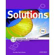 Solutions Intermediate Class Audio (CDs 3)