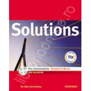 Solutions Pre-Intermediate Class Audio (CDs 2)