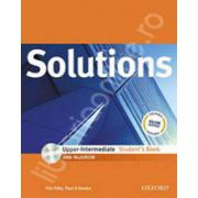 Solutions Upper Intermediate Class Audio (CDs 2)