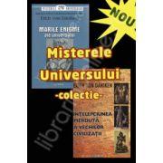 Colectia Misterele Universului - Marile Enigme ale universului si Intelepciunea pierduta a vechilor civilizatii
